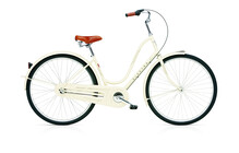 Electra Bike Amsterdam Original 3i Vlo hollandais Femme ladies beige